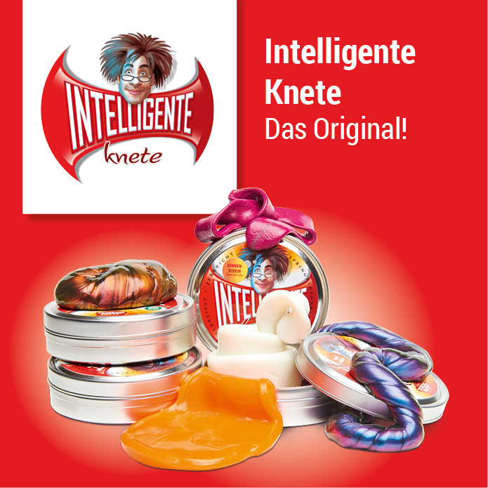 Intelligente Knete - Das Original!