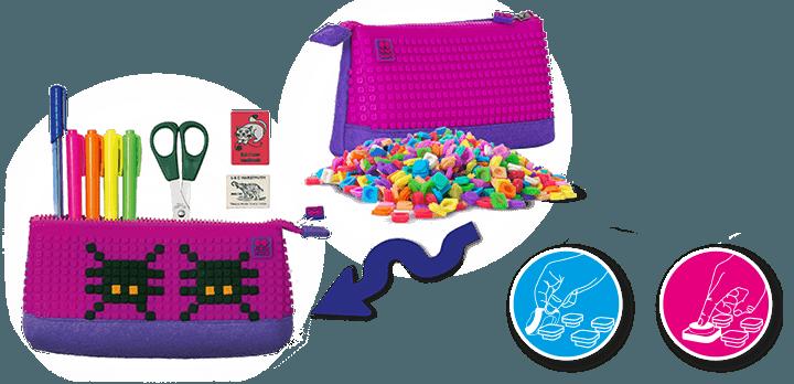 Pixie Crew - Jeden Tag ein neues Design