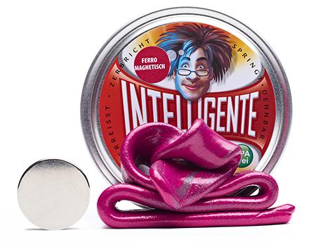 Intelligente Knete - Rot