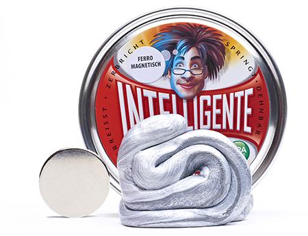 Intelligente Knete - Silber