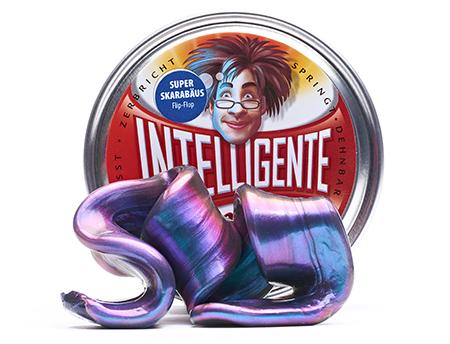 Intelligente Knete - Skarabäus